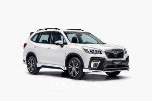 Bảng giá xe ô tô Subaru tháng 5/2021, ưu đãi đến 159 triệu đồng