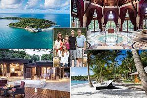 Bà Melinda cùng 3 con thuê hòn đảo 132.000 đô/đêm để nghỉ ngơi và không mời Bill Gates sau ly hôn