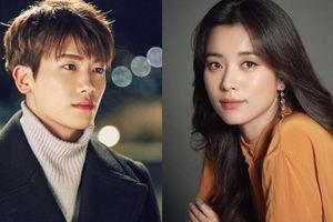 Park Hyung Sik tái xuất màn ảnh sau nhập ngũ, sánh vai Han Hyo Joo trên phim 'Happiness'
