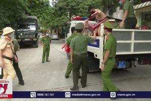 Phong tỏa một khu vực ở TP. Yên Bái
