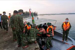 Quảng Nam: Cứu sống 3 ngư dân trên biển