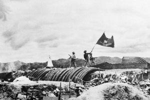 Chiến thắng Điện Biên Phủ biểu tượng sức mạnh Việt Nam