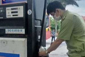 Nam Định: Ngăn chặn trên 20.000 lít dầu diesel không đảm bảo chất lượng