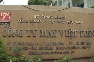 May Việt Tiến báo lãi sau thuế quý I đạt 5,3 tỷ đồng