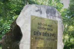 Thăm 'Tổng hành dinh' chiến dịch Điện Biên Phủ sau 67 năm