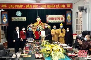 Thanh Hóa: Không tổ chức Đại lễ Phật đản để phòng, chống dịch COVID-19
