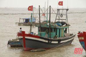 Góp phần giảm thiểu thiệt hại cho ngư dân trong mùa mưa bão