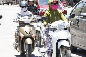 Thời tiết hôm nay 7/5/2021: Hà Nội tiếp tục nắng nóng