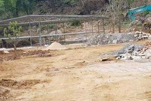 Lương Sơn: Siết chặt quản lý đất đai
