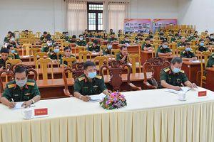 Đảng ủy Quân sự tỉnh An Giang nghiên cứu, học tập, quán triệt Nghị quyết Đại hội XIII của Đảng