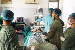 Bắc Giang phát triển kỹ thuật mổ nội soi tại tuyến huyện: Tăng năng lực y tế cơ sở