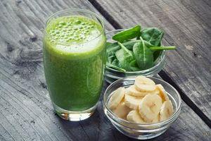 Rau màu xanh lá đậm tốt cho sức khỏe tim mạch