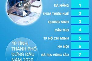 Cần Thơ liên tục cải thiện thứ hạng Vietnam ICT Index