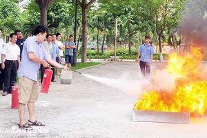 Tăng cường quản lý phòng cháy khu dân cư
