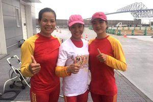 Đội tuyển rowing giành tấm vé Olympic thứ 7 cho thể thao Việt Nam