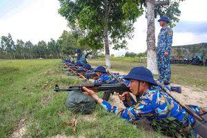Lữ đoàn 101 Hải quân: Nhiều biện pháp quản lý, huấn luyện chiến sĩ mới