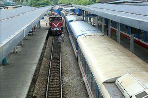 Dừng chạy nhiều đoàn tàu vì ảnh hưởng dịch COVID-19