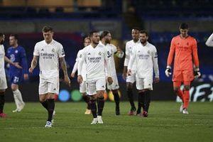 Real Madrid có thể bị cấm dự cúp châu Âu 2 năm