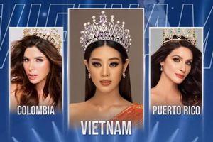 Khánh Vân được chuyên trang sắc đẹp quốc tế dự đoán đăng quang Miss Universe