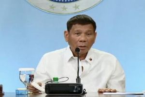 Tổng thống Philippines: Phán quyết Biển Đông chỉ là 'giấy lộn'