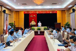 Xuất hiện ca COVID-19, Quảng Ngãi dừng hội họp, sự kiện tập trung trên 20 người