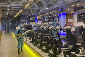TP.HCM đóng cửa phòng gym, nhà hàng tiệc cưới từ 18h tối nay