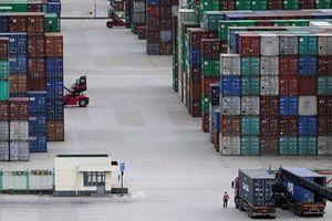 Thương mại Trung Quốc tăng trưởng mạnh trong tháng 4