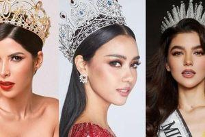 3 đối thủ nặng kí nhất của Hoa hậu Khánh Vân tại Miss Universe lộ diện, profile siêu chất