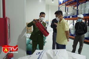 Hà Nội hoàn thành bàn giao cơ sở thuộc danh mục cấp xã, phường quản lý PCCC