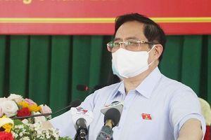 Thủ tướng đề nghị lãnh đạo Cần Thơ mạnh mẽ hơn nữa