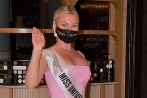 Thái độ gây tranh cãi của Hoa hậu Hoàn vũ Kosovo