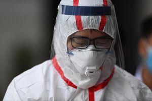 Bệnh nhân tại Hải Dương từng tiếp xúc nhiều ca mắc Covid-19 ở Lào
