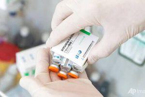 WHO chính thức phê duyệt sử dụng khẩn cấp vaccine Sinopharm của Trung Quốc