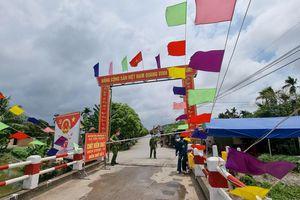 Hải Phòng: Huyện Tiên Lãng truy vết được 250 trường hợp là F1, F2