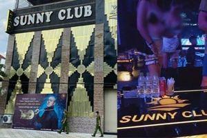 Công an tỉnh Vĩnh Phúc vào cuộc điều tra 'clip nóng' nghi ở quán bar - karaoke Sunny