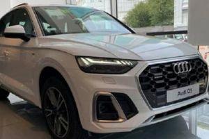 Audi Q5 2021 chính hãng sắp bán tại Việt Nam, giá dự báo 2,6 tỷ đồng