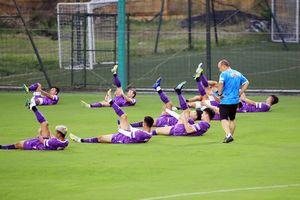 ĐT Việt Nam hướng tới mục tiêu lớn tại Vòng loại World Cup