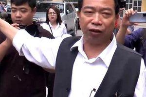Bộ Y tế hứa xử lý nghiêm vụ ông Vương Văn Tịnh sau khi cơ quan công an điều tra, làm rõ
