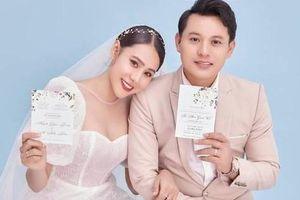 Vừa mới làm đám cưới, diễn viên Hồ Bích Trâm đã bị nghi ngờ 'chồng thờ ơ lạnh nhạt'