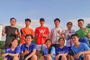 University Runners: Gắn kết bằng chạy bộ