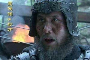 Hạ Hầu Uyên bị đại tướng Thục Hán giết tại trận