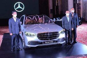 Chi tiết Mercedes-Benz S-Class 2021 từ 4,8 tỷ đồng tại Indonesia