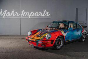 Porsche 911 Carrera 1989 'độc nhất vô nhị' trị giá cả tỷ đồng