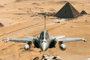 Có thêm chiến đấu cơ Rafale, Không quân Ai Cập mạnh tới đâu?