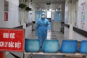 Thêm 2 điều dưỡng Bệnh viện Bệnh nhiệt đới TW cơ sở 2 dương tính SARS-CoV-2