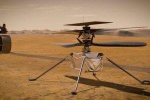 Trực thăng Ingenuity sẽ làm nên lịch sử