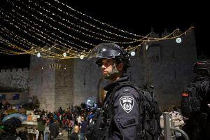 Đụng độ với cảnh sát Israel, khoảng 200 người Palestine bị thương