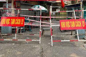 Thái Bình phong tỏa thêm 1 thôn để phòng chống COVID-19
