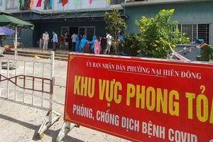 Covid-19: Truy tìm người đàn ông đu dây trốn khỏi chung cư đang bị phong tỏa tại Đà Nẵng