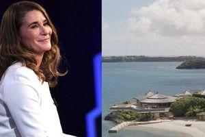 Lộ nơi 'ẩn náu' của bà Melinda Gates và các con giữa 'bão' ly hôn